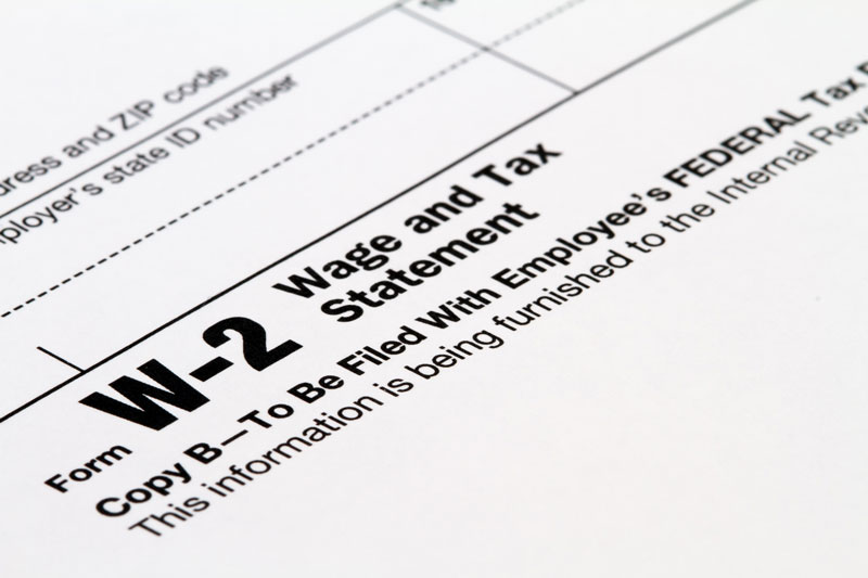 IRS Form 4852: Canberra Company Explains the Substitute for the W-2